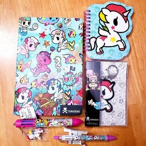 TOKIDOKI ♡ Unicorn Edition🦄